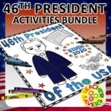 Inauguration Day 2021 Joe Biden 46th Presidential Activities