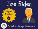 Joe Biden - Digital Breakout! (Distance Learning, Inaugura