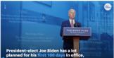 Joe Biden's First 100 Days: News Article Review