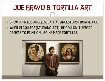 Joe Bravo PowerPoint Contemporary Art