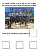 Joe's Trip to the Zoo (Wh Comprehension Question) Adapted Book Lvl 2