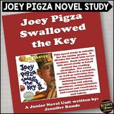 Joey Pigza Swallowed the Key:  A Novel Study