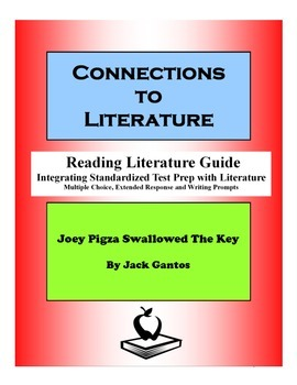 Joey Pigza Swallowed the Key-Reading Literature Guide