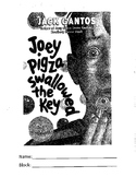 Joey Pigza Swallowed the Key FULL PACKET