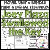 Joey Pigza Swallowed the Key Novel Unit