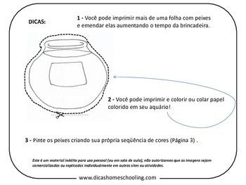 Jogo Sequência Matemática Math Sequence Portuguese
