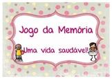Jogo da Memória - Saúde