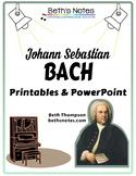 Johann Sebastian BACH: Handouts & Assessment