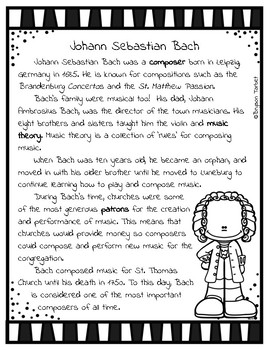 Study Guide: Bach'-s Fight for Freedom by Jaylene Scott | TpT