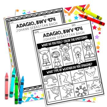 Johann Sebastian Bach German Composer Classical Music Unit Study March Birthday