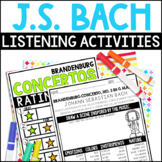Johann Sebastian Bach, Baroque, Classical Music Listening