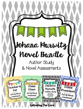 Johanna Hurwitz Author Bundle