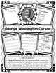 George Washington Carver Research Organizers for Famous Inventors