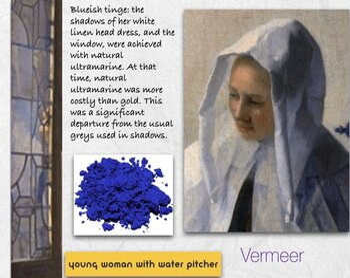 Johannes Vermeer - Baroque Era - Art History - 115 Slides - Vermeer