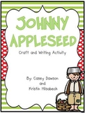 Johhny Appleseed Craftivity!