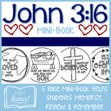 John 3:16 Mini-Book