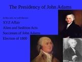John Adam Presidency