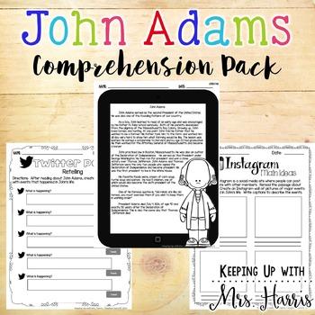 John Adams Comprehension