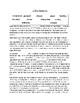 John Adams --  CLOZE Reading