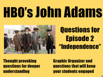 John Adams Episode 2 (Independence)
