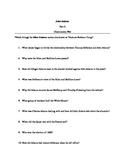 John Adams: HBO Mini-Series (Movie Questions Pt 6)