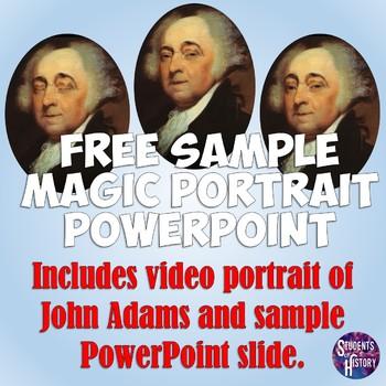 "John Adams ""Harry Potter Magical Portrait"" Powerpoint"