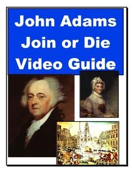John Adams - Join or Die - Part 1 of HBO mini series