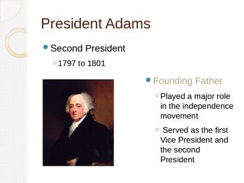 John Adams - President #2