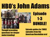 John Adams Revolution Bundle (Episodes 1-3)