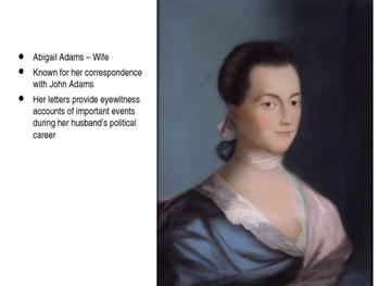 John Adams and His Presidency PowerPoint