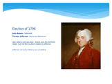 John Adams and Thomas Jefferson PowerPoint