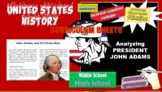 American History - John Adams and the Federalists