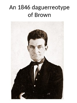 John Brown Speech following the conviction Handout