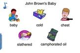 John Brown's Baby Visual - Interactive White Board File
