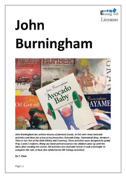 John Burningham unit