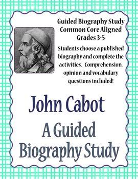 John Cabot Explorer