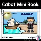 John Cabot Mini Book for Early Readers: Early Explorers