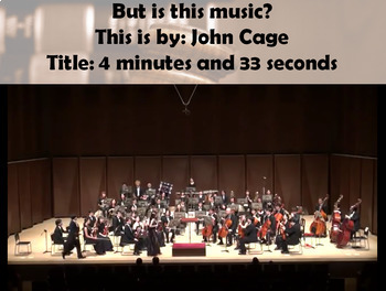 "John Cage 4'33'"" Debate - Is it music?  - *Full Preview Video in Description*"