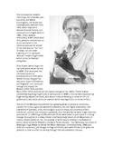 John Cage and Merce Cunningham  1942 - 1992