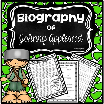 John Chapman (Johnny Appleseed) Biography