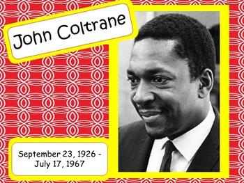 John Coltrane: Musician in the Spotlight