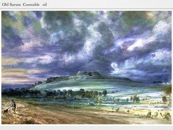 John Constable ~ English ~ Land Sea Clouds Portrait Art ~ Romance Era