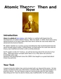 John Dalton's Atomic Theory:  Then and Now!!!