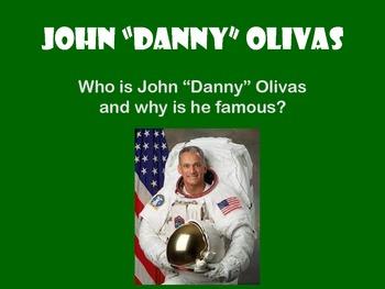 """John """"Danny"""" Olivas PowerPoint"""
