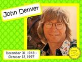John Denver: Musician in the Spotlight