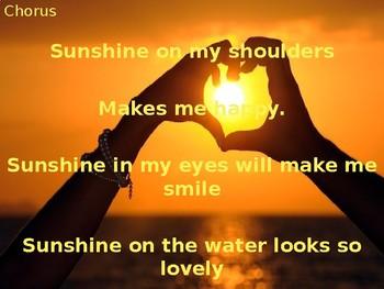"John Denver's ""Sunshine on My Shoulders"" Sing-Along"