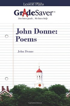 John Donne Poems Lesson Plan