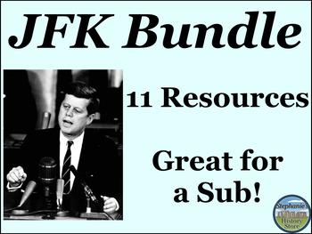 John F. Kennedy Bundle