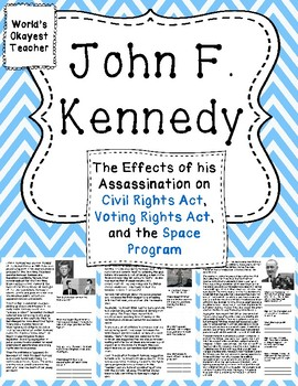 John F. Kennedy: Effects of Assassination on Civil Rights and Space Program