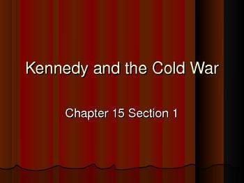 John F. Kennedy Power Point